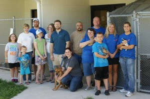 SPCA group photo