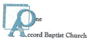 One Accord Baptist Church logo