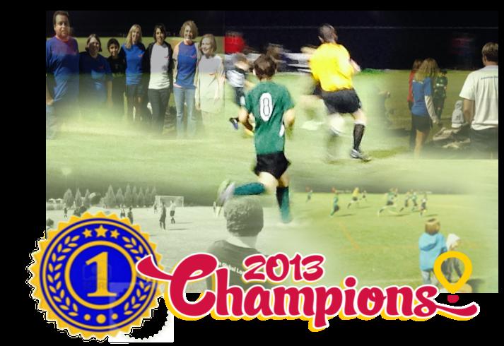 PSYL 2013 Champions