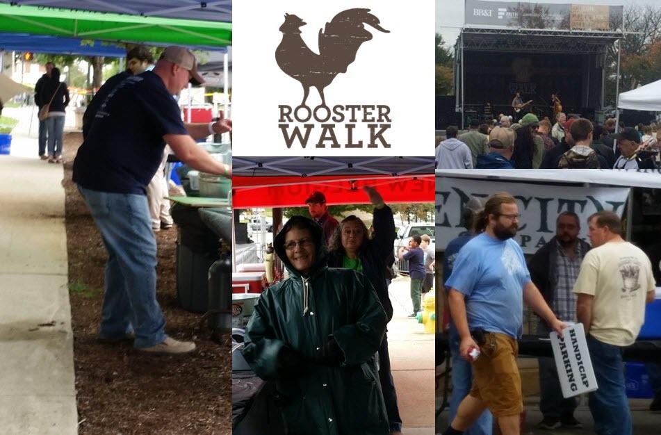 Brewster Walk