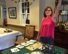Humanitarian Support Foundation Atlanta – Bingo Night At Sunrise Senior Living